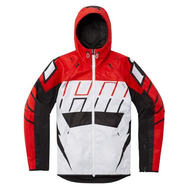 Icon Motosports Airform Retro Jacket