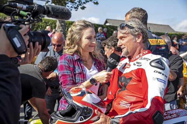 Live Isle of Man TT coverage from 2022 among many major updates