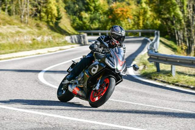 Aprilia RS660 review