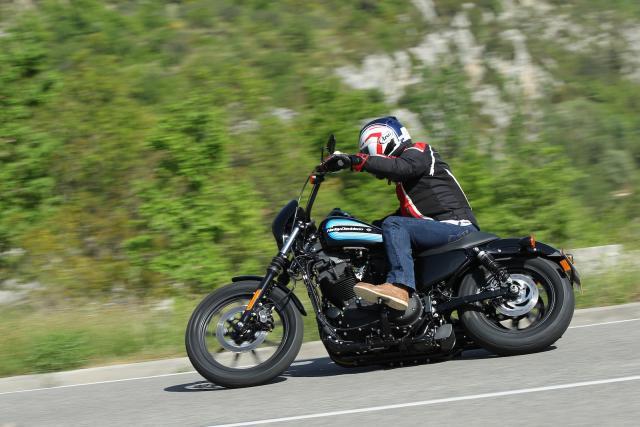 2018 Harley-Davidson Sportster Iron