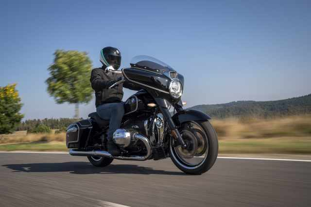 BMW R 18 B review 2021