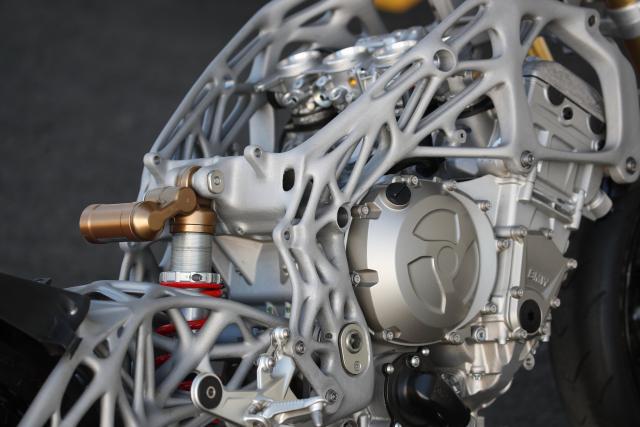 BMW 3D printing technology