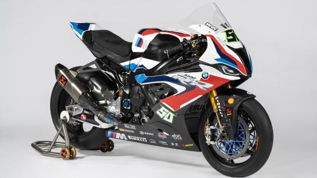 BMW S1000RR WorldSBK Motorrad