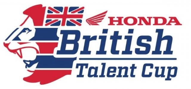 British Talent Cup joins forces with Honda