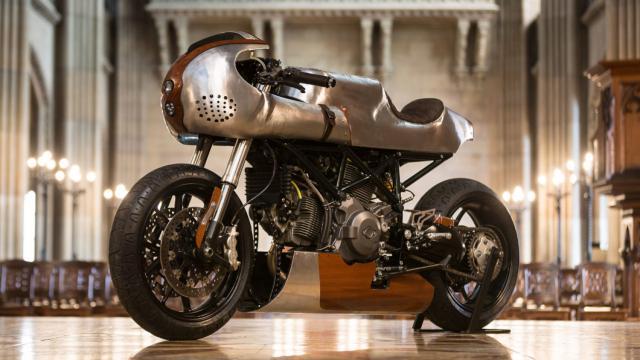 Ducati Hypermotard 796 re-imagined