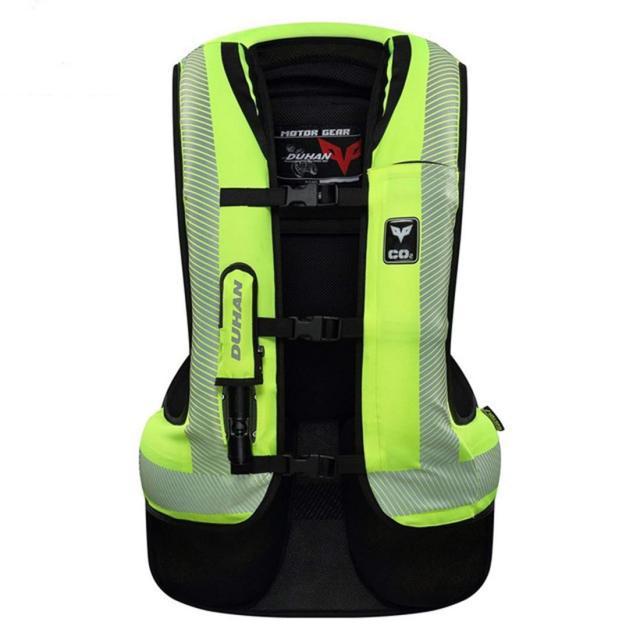 Bearing airbag jacket
