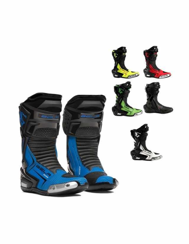 Bela motorcycle boots