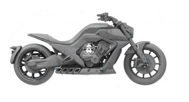 Benda BD700 crusier motorcycle