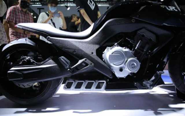 Benda LFC700 performance Cruiser Launched in China