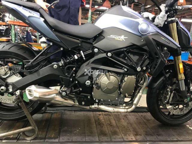 Benelli SRK600