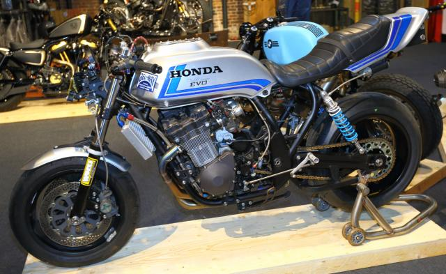 Bandit-powered CB900 woo