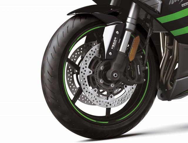 Kawasaki Ninja 1000 SX Visordown review