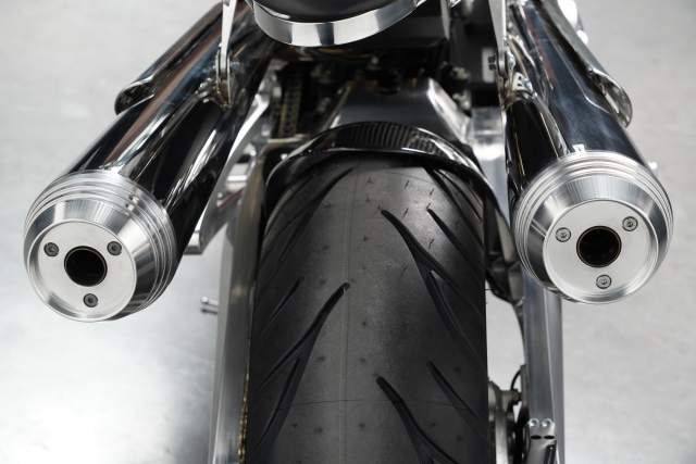 Brough Lawrence 2021 motorcycle