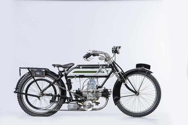 Brough Model H 1914 Bonhams
