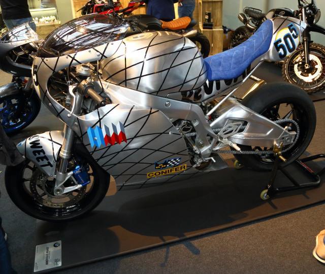2018 Bike Shed Revival S1000RR