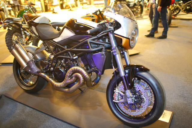 Bike Shed 2018 Moto Morini