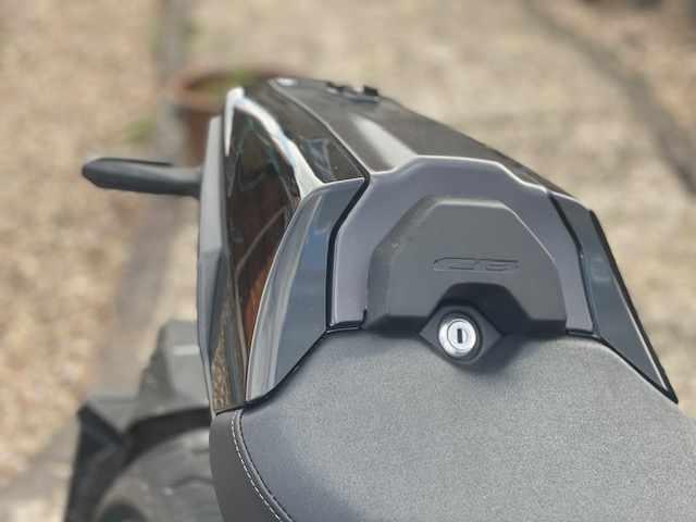 CB1000R Black Edition Visordown Review