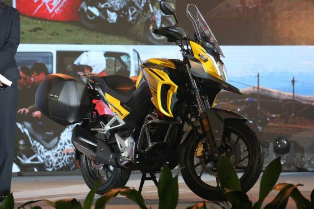Image result for Honda CB190X Adventure motorcycle launched in China