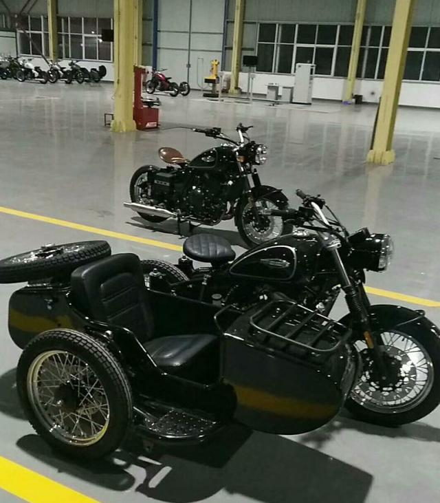 Cut Price 650 Bobber From China Visordown