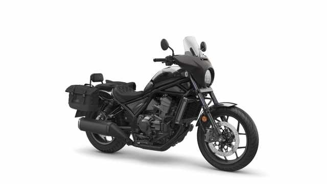 CMX1100 Visordown review