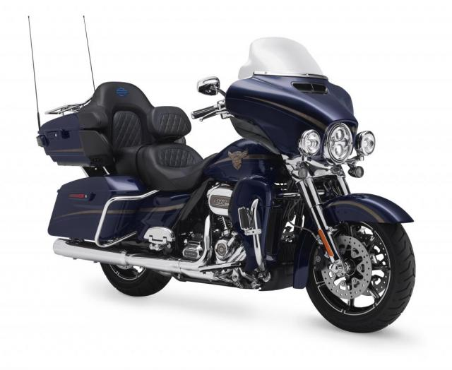 Harley Davidson CVO Limited anniversary model