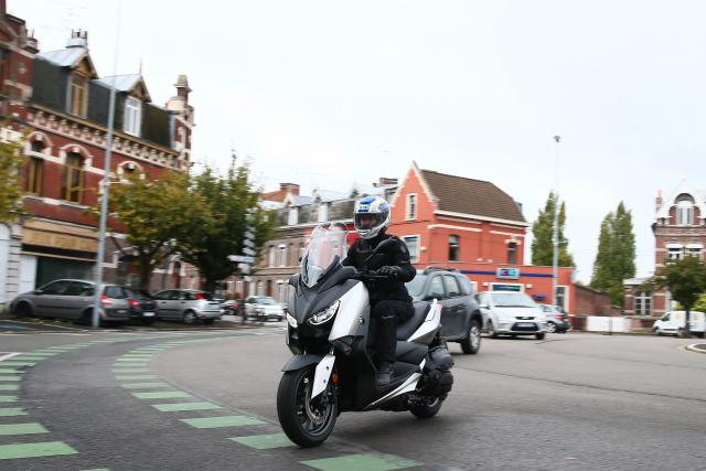 First ride: Yamaha XMAX 400 review