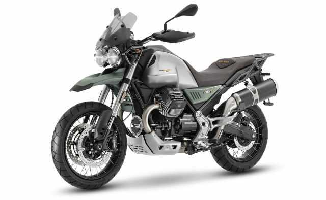 Moto Guzzi V85TT Centenario 2021