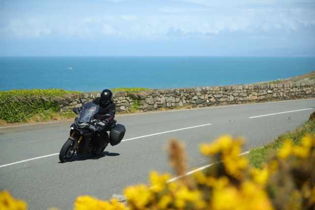 Sports Tourer Wales coast
