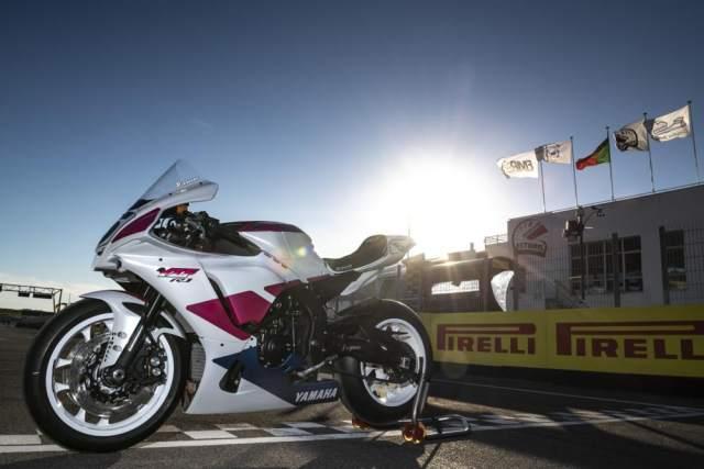 Fabrizio Pirovano - Yamaha R1 replica