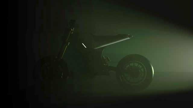 DAB Motors Electric motorcycle teaser edited