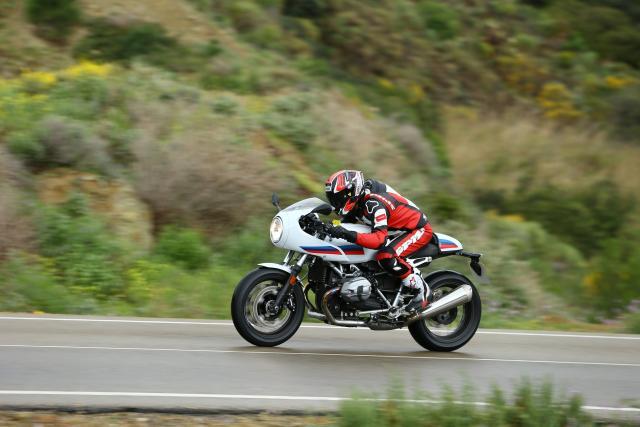 First ride: BMW R nineT Racer... | Page 1 | Visordown on bmw rr1000, bmw r100, bmw superbike, review bmw nine t, bmw motorcycles, bmw s1000rr black, bmw roadster, bmw s1000rr engine, bmw r1200c 1998, bmw r26, bmw s1000f, bmw r1150r, bmw r25, bmw r1200gt, bmw gs 1200, bmw f 800, bmw motorrad, bmw r1200c custom, bmw r12, bmw r1150gs,