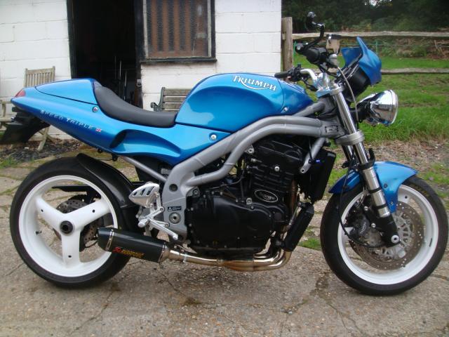 2001 Speed Triple 955i