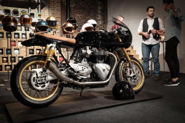 Bike Shed show London 2017