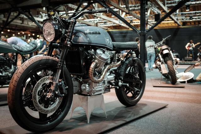 Bike Shed London show 2017