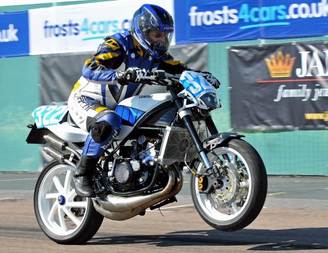 Brighton Speed Trial YPVS