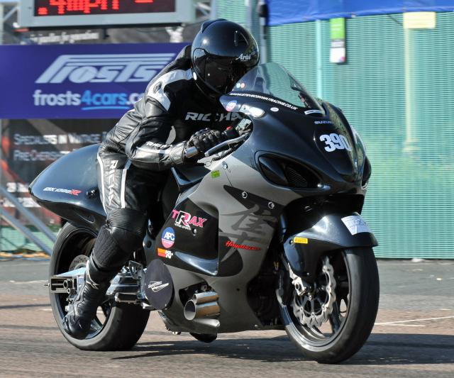 Brighton Speed Trial Hayabusa