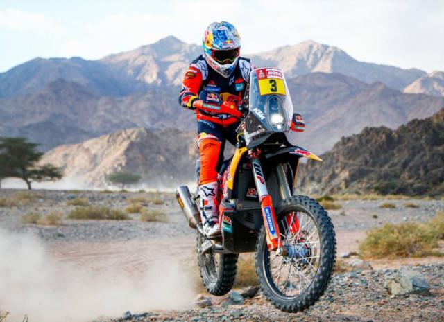 Dakar 2019 Stage