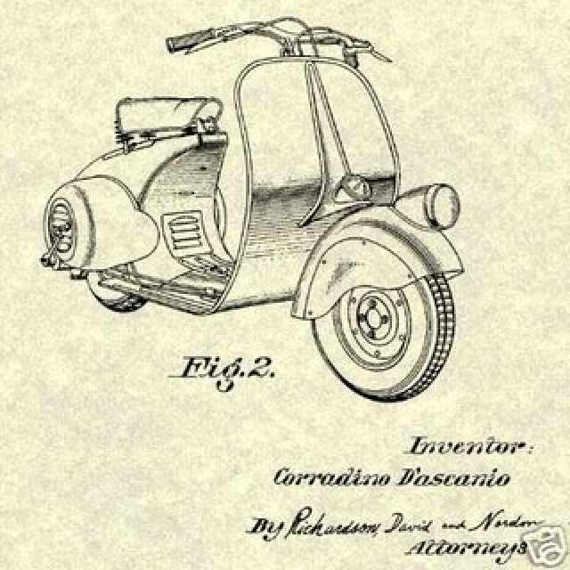 Dascanio patent