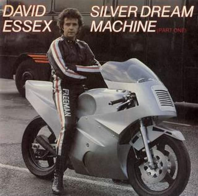 David Essex Silver Dream Machine
