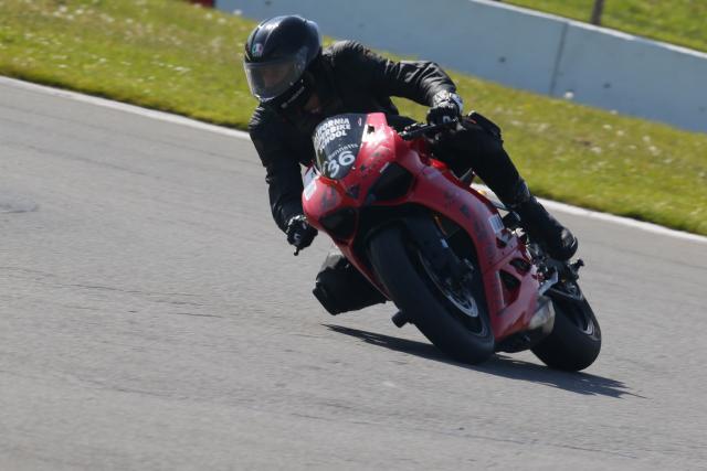Ducati Donington Harry McKenzie