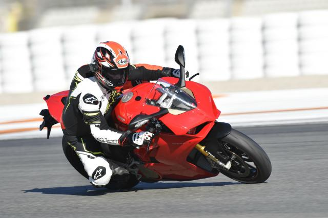 First ride: Ducati Panigale V4 review