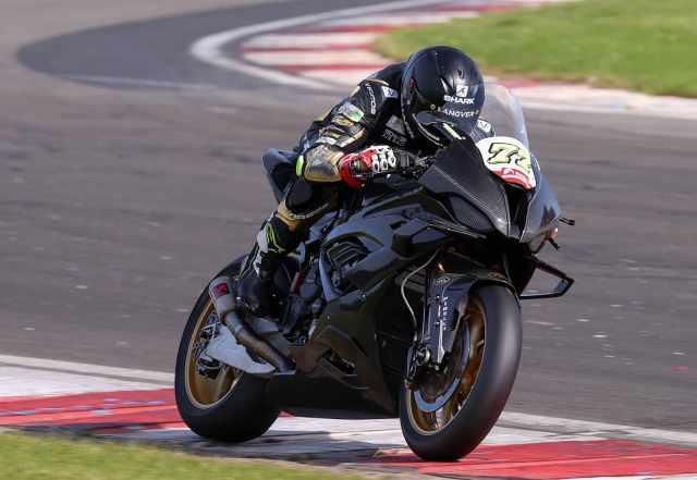 Kyle Ryde - Rich Energy OMG Racing BMW [credit: OMG Racing UK Facebook]