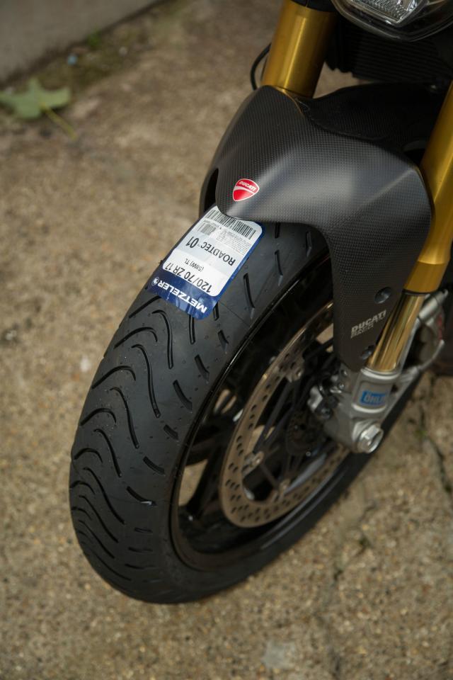 Ducati Monster 1200 long-term review