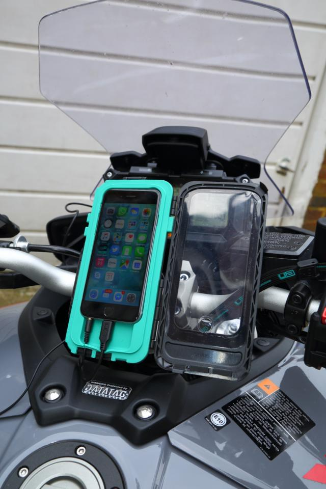 Ultimate Addons phone mount