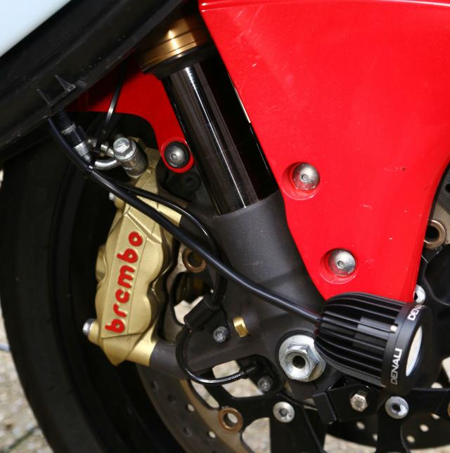 How to… fit some auxiliary LED riding lights to your motorcycle