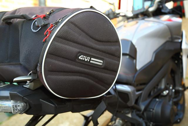Givi EA107 tail pack
