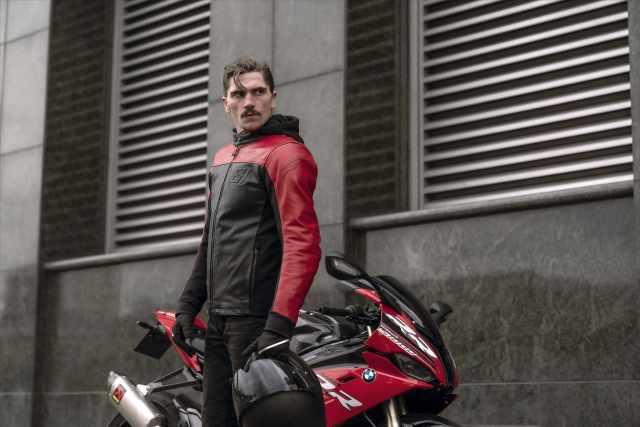 Enginehawk London jacket
