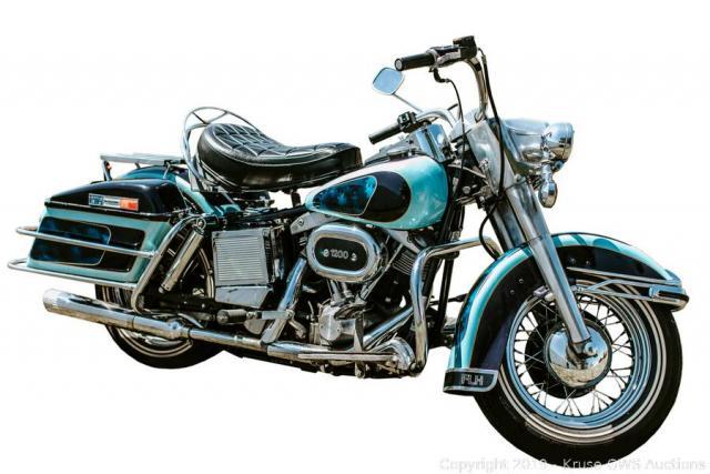 Harley-Davidson Elvis Presley