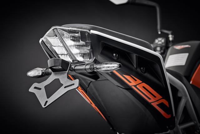 Evotech launches KTM 390 Duke accessory range