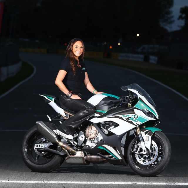 FHO Racing Faye Ho